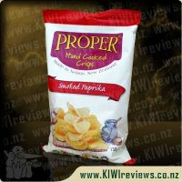 Product image for Proper Crisps - Smoked Paprika