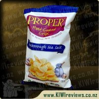 Proper Crisps - Marlborough Sea Salt
