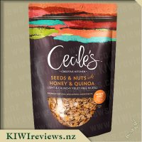Cecile's Creative Kitchen Seeds & Nuts with Honey & Quinoa