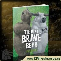 Product image for The Very Brave Bear