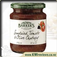 Product image for Sundried Tomato & Olive Chutney