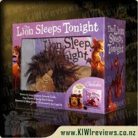 Product image for The Lion Sleeps Tonight plushy pack