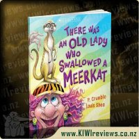 Product image for There Was an Old Lady Who Swallowed a Meerkat