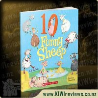 10 Funny Sheep