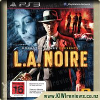 Product image for L.A. Noire