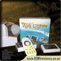 Wifi Lights - Wireless Lighting Starter Kit