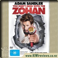 Product image for You Don't Mess With the Zohan