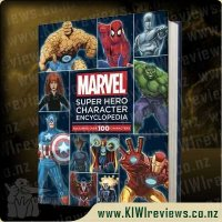 Marvel Super Hero Character Encyclopedia