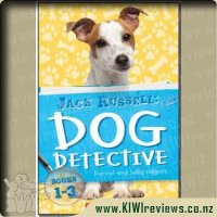 Product image for Jack Russell: Dog Detective Books 1 - 3