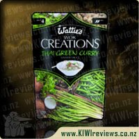 Wok Creations: Thai Green Curry Sauce