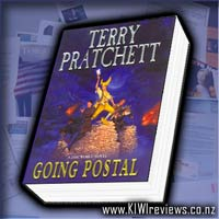 Product image for Discworld : Going Postal