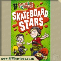 Product image for Double Trouble - Skateboard Stars!