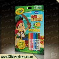 Jake and the Neverland Pirates Coloring & Activity Pad