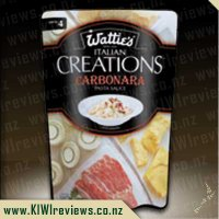 Italian Creations - Watties Carbonara
