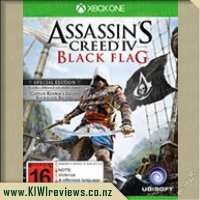 Product image for Assassin's Creed IV: Black Flag