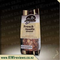 Nuttz French Vanilla Almonds