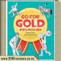 Product image for Go For Gold  Sports Puzzle  Book