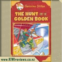 Geronimo Stilton - The Hunt for the Golden Book