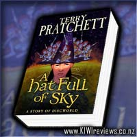 Product image for Discworld : Tiffany Aching 2 :  A Hat Full of Sky