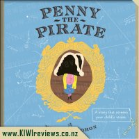 OPSM Penny The Pirate Eye Screening Kit