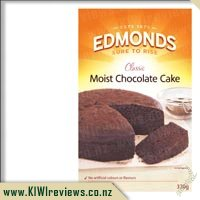 Product image for Edmonds Moist Chocolate Cake