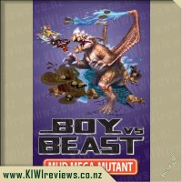Boy vs Beast - Mud Mega-Mutant