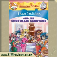 Thea Stilton and the Chocolate Sabotage