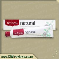 Red Seal Natural Herbal and Mineral Toothpaste