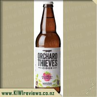 Orchard Thieves Cider with Raspberry and Vanilla