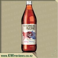 Thomas and Rose #2 - Raspberry and Blueberry Cider