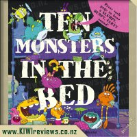 Ten Monsters in the Bed