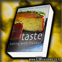 Product image for Taste - Baking with Flavour