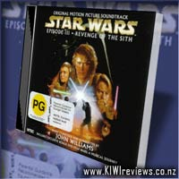 Product image for Soundtrack: Star Wars III - Revenge of the Sith