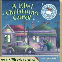 Product image for A Kiwi Christmas Carol