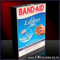 Band-Aid Liquid Bandage
