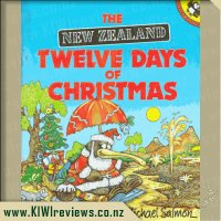 Product image for The New Zealand Twelve Days of Christmas