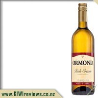 Ormond Rich Cream Sherry