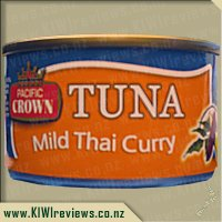 Pacific Crown Tuna - Mild Thai Curry
