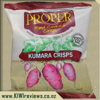 Product image for Proper Crisps - Kumara Crisps