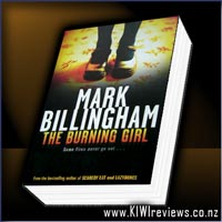 Product image for The Burning Girl