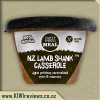 Tasty Pot Meal - NZ Lamb Shank Casserole