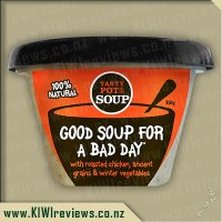 Product image for Tasty Pot Soup - Good Soup for a Bad Day