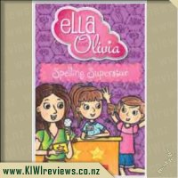 Product image for Ella and Olivia #14: Spelling Superstar