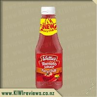 Watties Tomato Sauce - Fiery Chilli