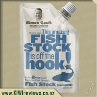 Product image for Simon Gault Home Cuisine - Fish Stock