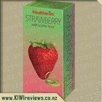 Product image for Healtheries Strawberry with a Lime Twist