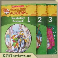 Geronimo Stilton Academy: Vocabulary Pawbooks