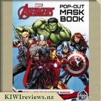 Marvel Avengers Pop-Out Mask Book
