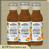 Spiced NZ Apricot with Mango Sauce