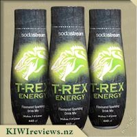 Product image for SodaStream T-Rex Energy